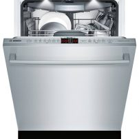 Bosch Benchmark dishwasher with interior lights