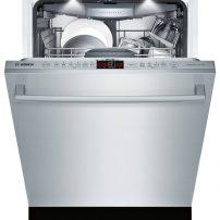Bosch Benchmark dishwasher with interior lights