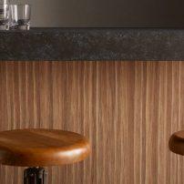 Wilson Art Laminate — Buka Bark wood grain