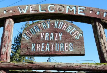 Kountry Korners Krazy Kreatures Art