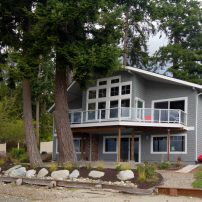 A Simple Coastal Cottage