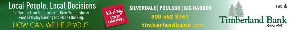 Timberland Bank.