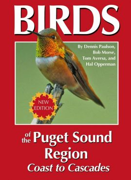 Birds of Puget Sound Book Cover