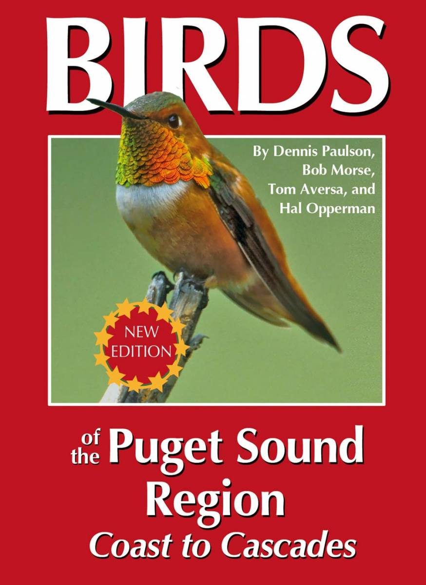 Book Cover Design Of Birds : Wshg new local book focused on puget sound