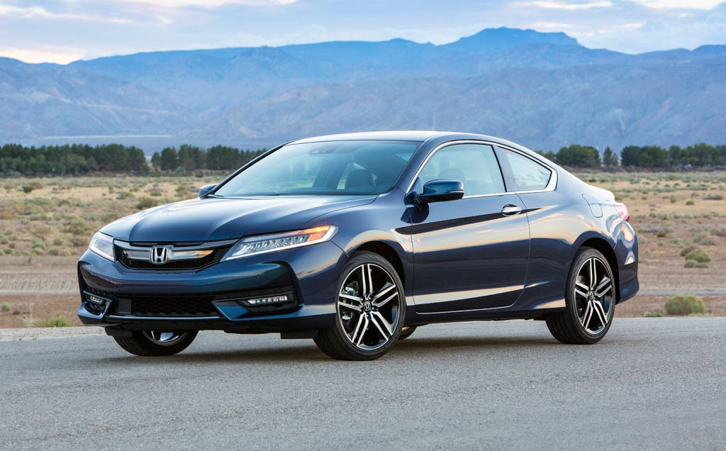 Wshg net 2016 honda accord value priced sportiness for Honda accord base model