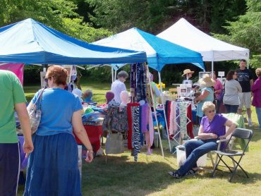 Summer lavender festival (Photo courtesy Tracy Ketts)