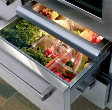 Sub-Zero Pro 48 dual-compressor refrigerator