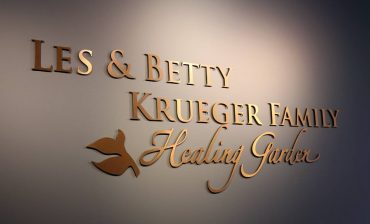 Les & Betty Krueger Family Healing Garden