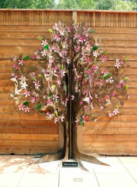 Les & Betty Krueger Family Healing Garden - Tree of Hope