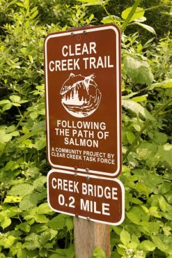 Clear Creek Trail System