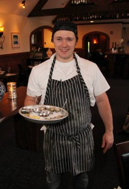 Manor House Restaurant - Chef Joe Benish