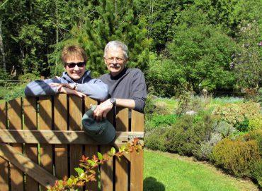 Ellen and Ken Gunderson
