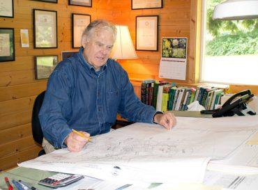 Leuner drafting a design