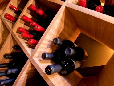 The Wine Cabinet — Storing Wine