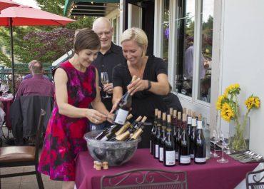 Morso Private wine-tasting/dinner event