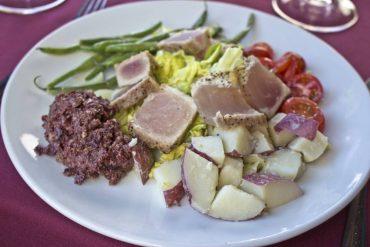 Morso Nicoise salad