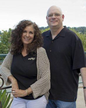 Morso Business partners Stephanie Huddleston and Steve Lynn