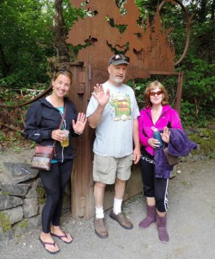 The Yoga Salmon Trail