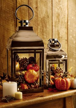 Harvest Fall Lanterns
