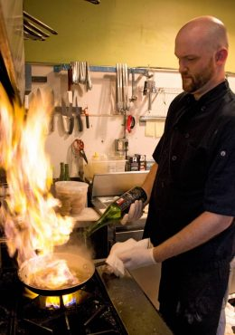 Bay Street Bistro - Executive Chef Ian Sharer
