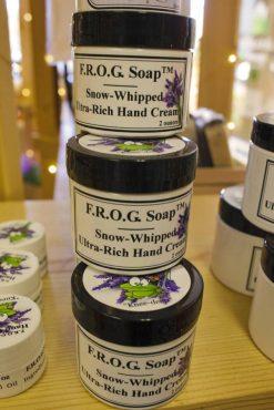F.R.O.G. Soap