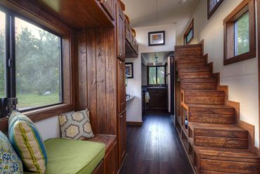 Eco Cabins 28-foot hOMe Morrison Model