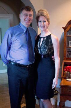 Glenn and Katie Eberling