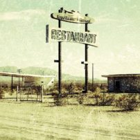 A forgotten restaurant in Amboy, California