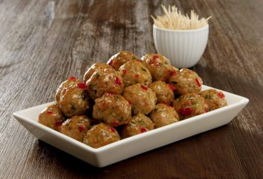 Sweet Chili Meatballs