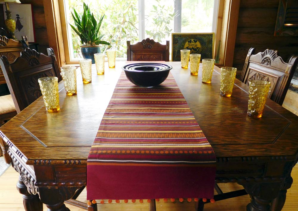 WSHG.NET | Table Runners | Featured, The Home | February 15, 2017 ...