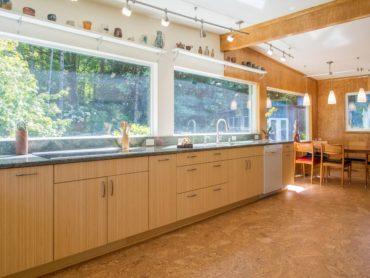 Quarried stone — quartzite (Photo courtesy A Kitchen That Works LLC)