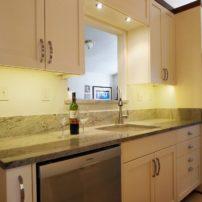 Quarried stone — granite (Photo courtesy A Kitchen That Works LLC)