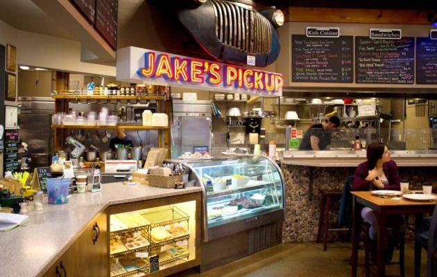 Jake's Pickup
