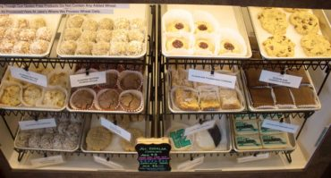 "Jake's pastries were voted some of the ""Best of Bainbridge."""