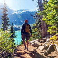 Trail Etiquette Tips for Hiking Around West Sound
