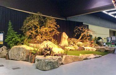 Elandan Gardens exhibit
