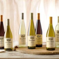 Chateau Ste Michelle Columbia Valley white wines