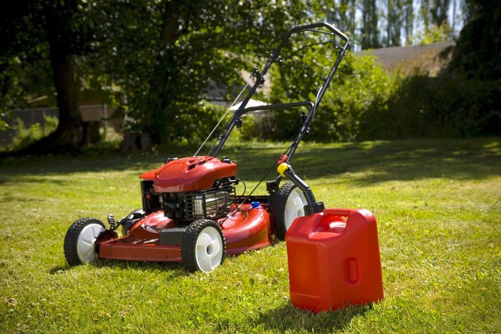 Lawn Tractor Safety : Wshg getting out your spring yard equipment