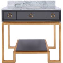 Owen Gry vanity by Worlds Away