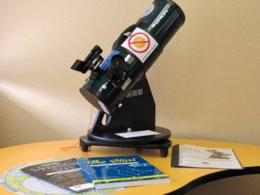 Kitsap Library telescope