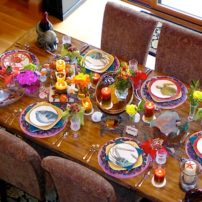 First Place — Northwest Dinner