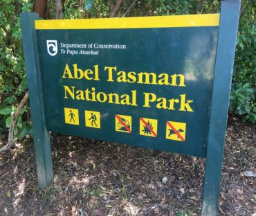 Welcome to Abel Tasman!
