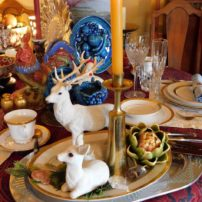 Living with Treasures