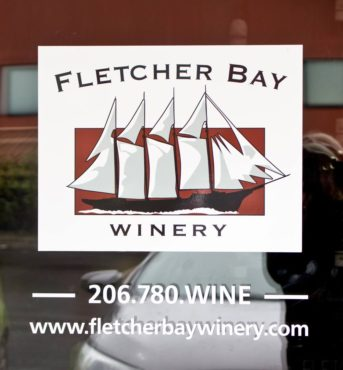 The Wine Cabinet: Fletcher Bay Winery