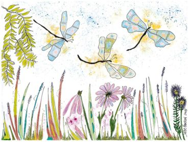 """Springtime"" by Jane Henson"