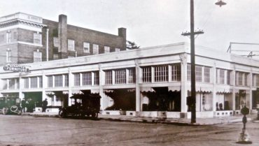 4th Pacific Arts Building as it was in 1922