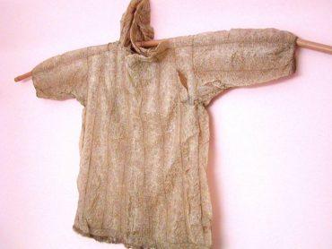 Seal-skin rain jacket