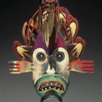 """North Wind"" mask"