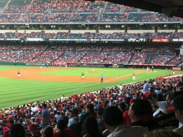 Game 3, Anaheim Angels and Boston Red Sox