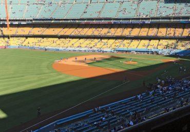 Game 4, Los Angeles Dodgers and Atlanta Braves